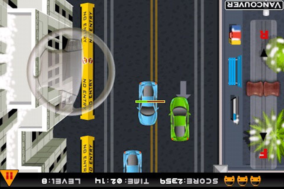 Screenshot iPark it 2: Park the World