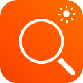 Magnifier Flash - A magnifier glass with light